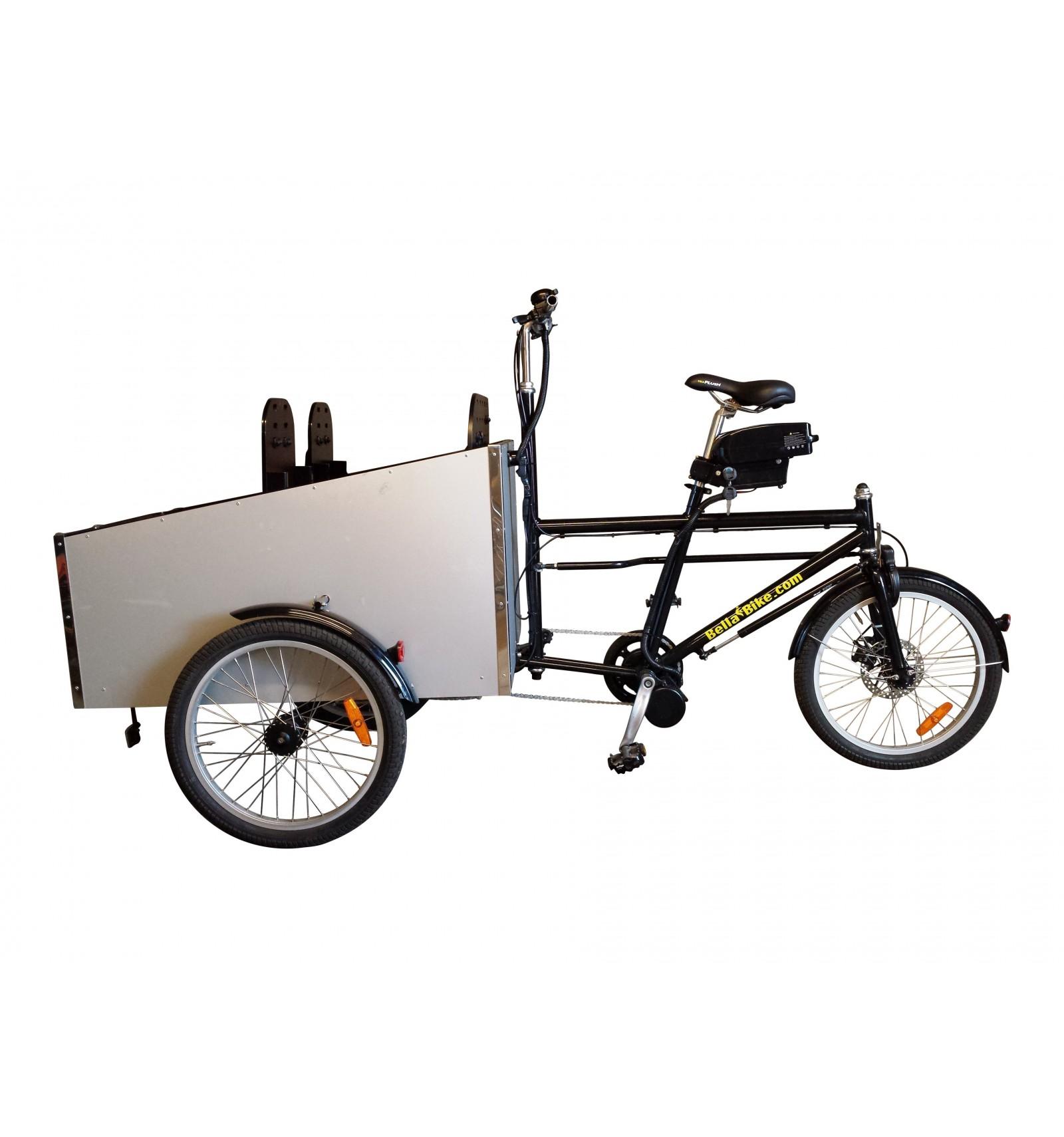 #B46117 Mest effektive Gør Det Selv Elcykel Kit Til Bella Bike Sorte Jernhest Og Peter Pedal Ladcykel Gør Det Selv El Cykel 5135 160017105135