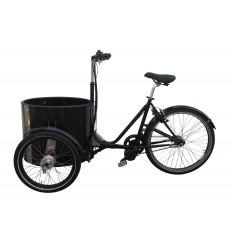 Gør-det-Selv Elcykel-Kit til ladcykler og almindelige cykler. - Boxbike