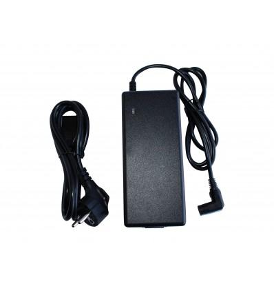 SANS 36V oplader til elcykel - output 42V / 2A RCA standard 399 DKK