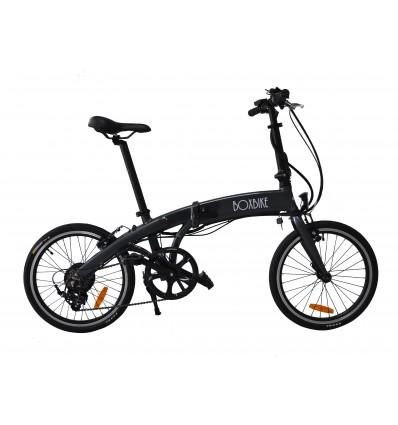 Foldbar DEMO elcykel - 250 watt elmotor + indbygget 7,8 Ah LG batteri