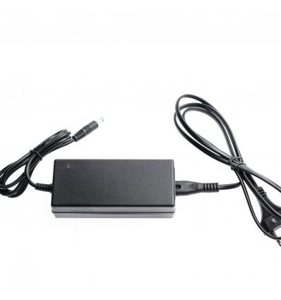 Velectro 24V oplader elcykel batteri - output 2A DC2.1 5,5 mm stik 299 DKK