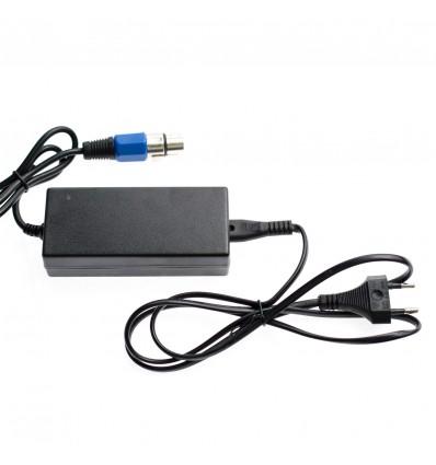 Velectro 24V laddare elcykel batteri - output 2A F3 kontakt (female) 299 DKK