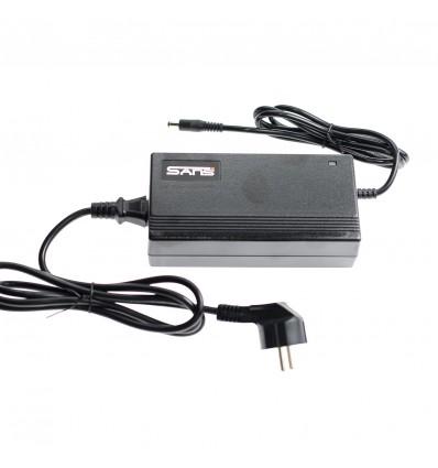 SANS Batteriladdare för elcykel - 48V / 2A DC2.1 499 DKK
