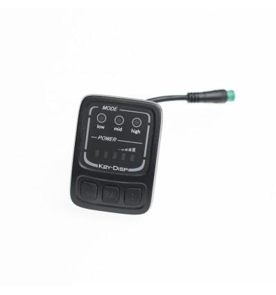 KEY-DISP Key-Disp KD26E LED display - UART / JULET 249 DKK
