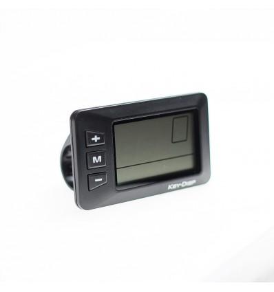KEY-DISP Key-Disp KD21C LCD display - UART / JULET 499 DKK