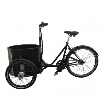 Velectro Elmotor kit för Nihola lastcykel - 250-500W / fotbroms 4 899 DKK