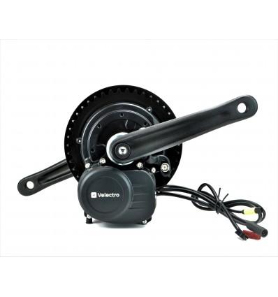 Velectro Elcykel kit - Krankmotor med fodbremse - Velectro 500W / 48V 5,299.00
