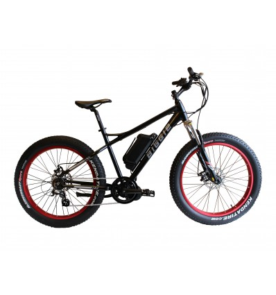 Boxbike Fatbike Biggie - 1000W Bafang BBSHD krankmotor - 10 Ah Samsung batteri 20,475.00