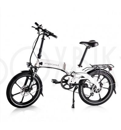 Strøm|stad Folde elcykel 250W - Strømstad flex - Alpinhvid - 367 Wh LG batteri 9,975.00