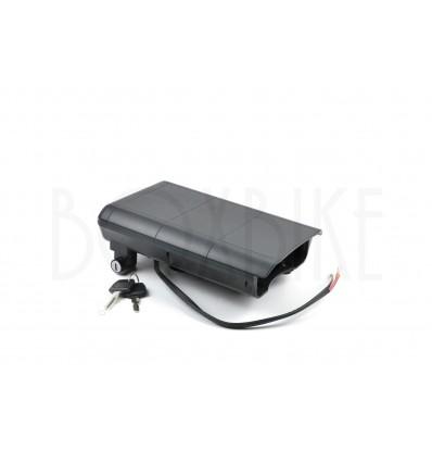 Reention Batteriholder til elcykel - med lås & nøgler 169 DKK