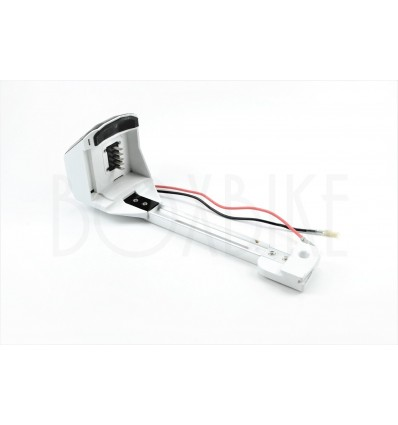 Reention Batteriholder til elcykel - Ocean II model hvid 199 DKK