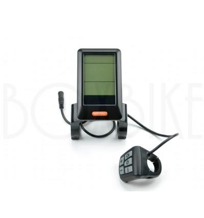 Bafang Bafang DP-C10U LCD display til elcykel - UART / HIGO 649 DKK