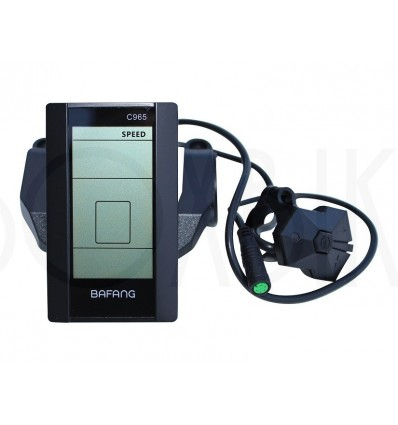 Bafang Bafang C965 LCD display - UART / HIGO 549 DKK