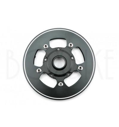 Tongsheng TSDZ2 / Velectro 42T tandhjul med kædeskærm