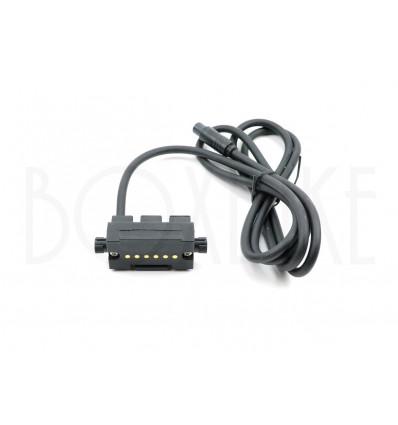 Kabel med konsol til VLCD5 display - Tongsheng TSDZ2 / Velectro