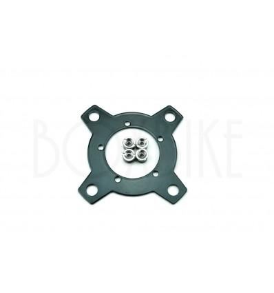 Adaptor tandhjul til Bafang BBS01 & BBS02 - Ø104