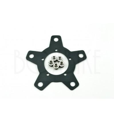 Adaptor tandhjul til Bafang BBS01 & BBS02 - Ø 110