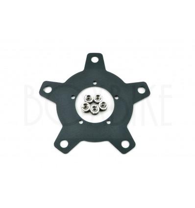 Adaptor tandhjul til Bafang BBS01 & BBS02 - Ø 130
