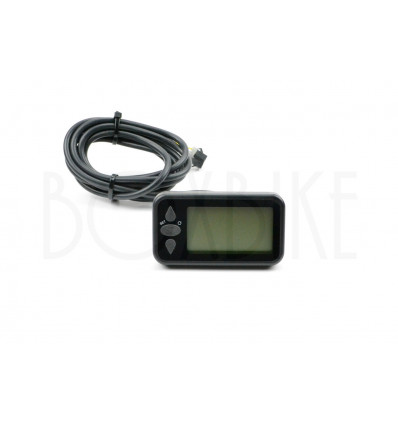 DAPU Dapu DPLCD-I LCD display - DAPU 9-pins motor 499 DKK