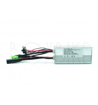 Nanjing Lishui electronics Lishui 500W / 48V kontroller till elcykel - UART / Bafang / Higo 699 DKK