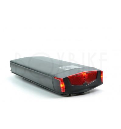 Panasonic 36V batteri til Cargobike / Evobike / Lifebike elcykel - 16 Ah / 576 Wh Panasonic 3,799.00