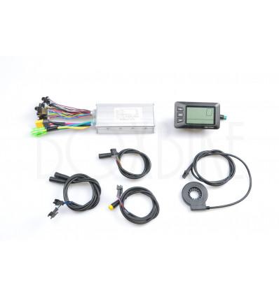 Nanjing Lishui electronics 48V / 1000W kontrollersats för elcykel - Lishui / KD21C 1 799 DKK