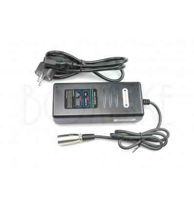 ST Chargers 36V oplader Promovec elcykel batteri - ST - XLR 3-pin output +36V / 2A 349 DKK