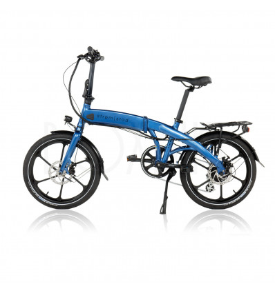 Strøm|stad Folde elcykel 250W - Strømstad flex - Marineblå - 378 Wh LG batteri 9 975 DKK