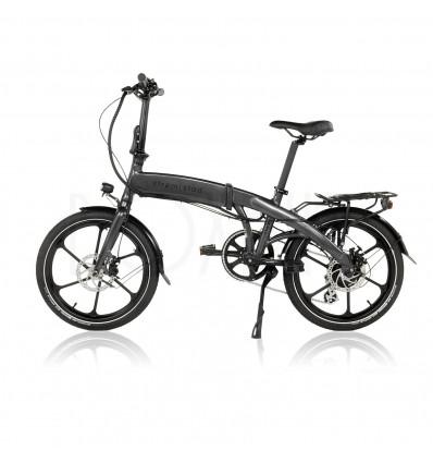 Strøm|stad Folde elcykel 250W - Strømstad flex - Antracitgrå - 378 Wh LG batteri 9 975 DKK