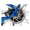 Strøm|stad E-fatbike 250-750W / 25-45 km/t - blå metallic - Strømstad biggie 17 975 DKK