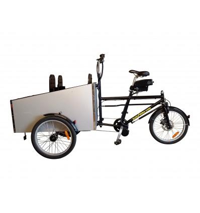 Velectro Elmotor kit för Bella Bike lådcykel - 250-500W / Fotbroms 4 699 DKK