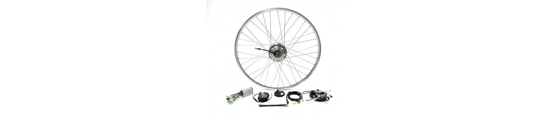 Vanlig cykel (250 watt)