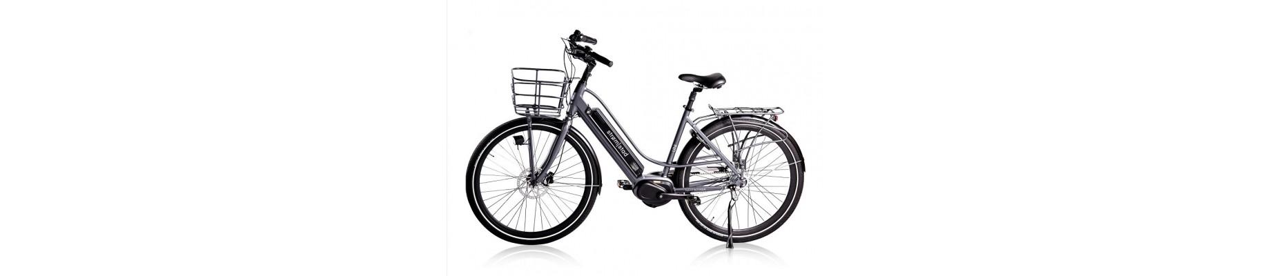 Unisex elcykel