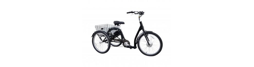 Senior elcykel