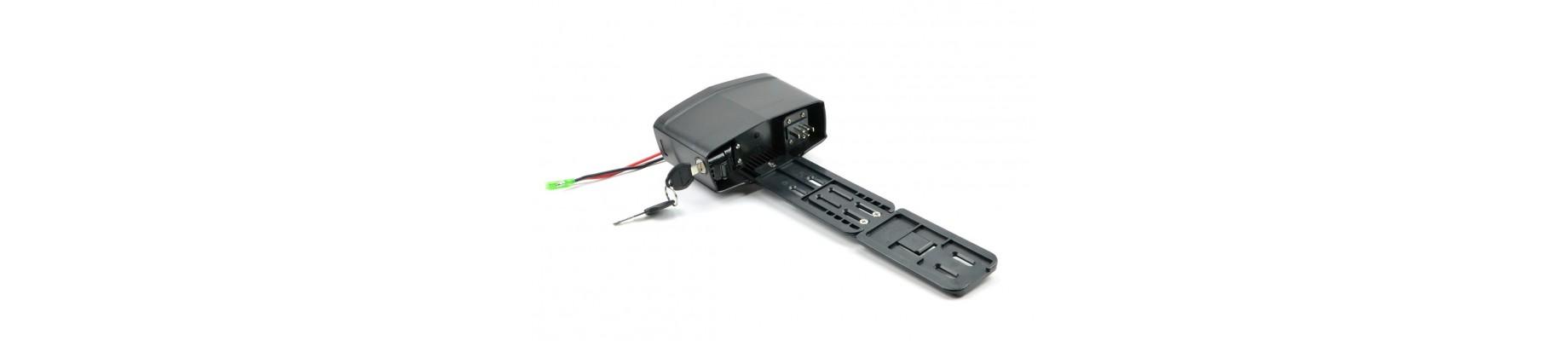 Bagagebærer / Batteriholder