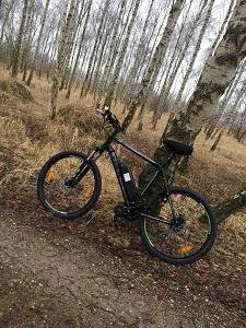 Elcykel kit BBS