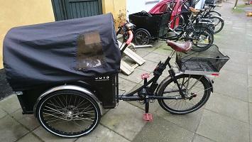 Christiania mid drive 250w kit