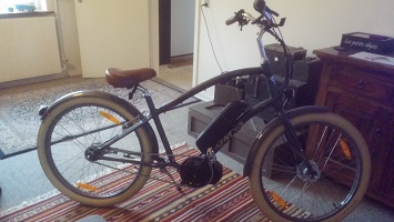 Electra Townie BBS HD