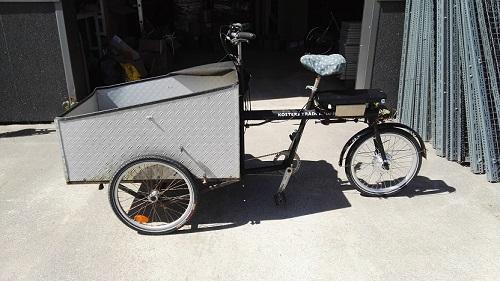 Elmotor til Sorte Jernhest og Bella Bike